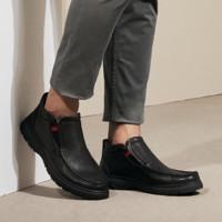 SENDA 森达 V9141W52DU1DD9 男士短靴