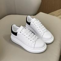 DAPHNE 达芙妮 女士时尚休闲小白鞋