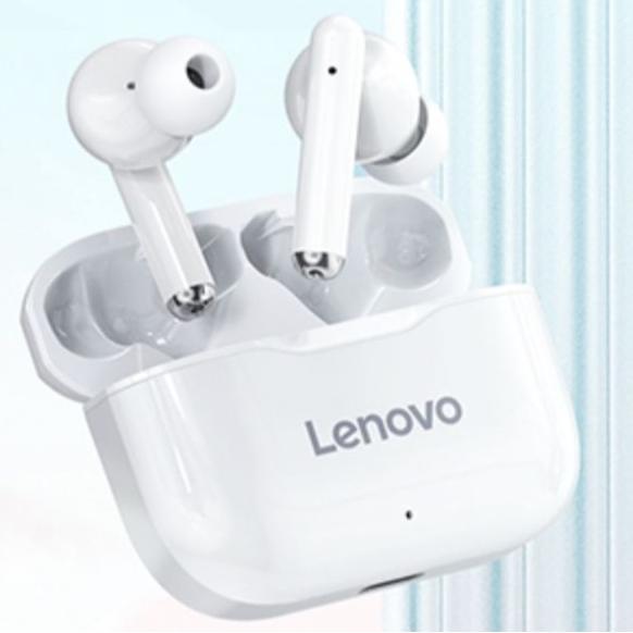 聚划算百亿补贴 : Lenovo 联想 LP1 无线蓝牙耳机 标准版