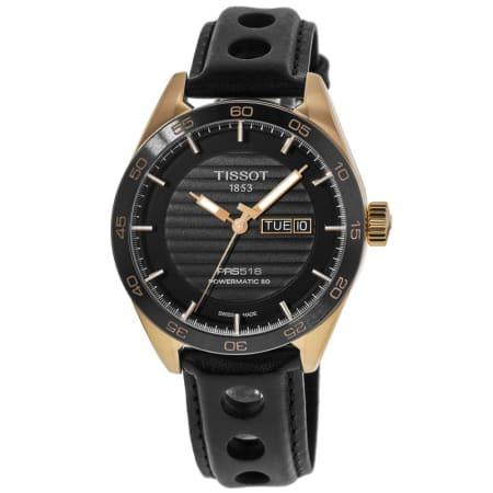 TISSOT 天梭 PRS 516系列 T100.430.36.051.00 男士机械腕表