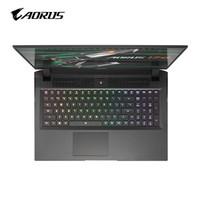 新品发售:GIGABYTE 技嘉 Aorus17G 2021款 17.3英寸游戏本(i7-10870H、32GB、512GB、RTX 3070 Max-Q、300Hz)
