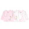 Bornbay 贝贝怡 婴儿绑带上衣三件装 203S2552