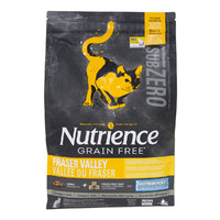 NUTRIENCE 哈根纽翠斯 黑钻鸡肉全猫粮 11磅