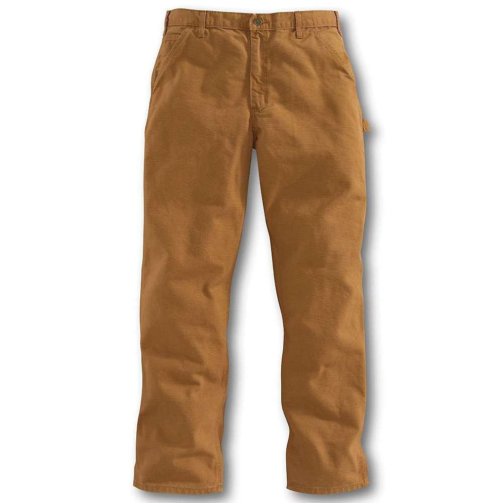 carhartt 男士工装长裤