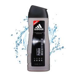 adidas 阿迪达斯 男士激情沐浴露  400ml *7件