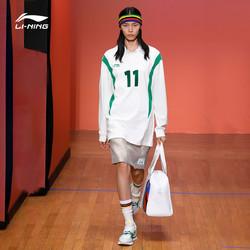 LI-NING 李宁 巴黎时装周走秀同款 AGCQ088 女子运动鞋