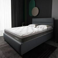 聚划算百亿补贴:SLEEMON 喜临门 赫斯提Plus 7区独袋静音弹簧乳胶床垫 1.5/1.8m