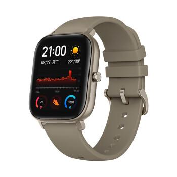 AMAZFIT 华米 A1913 GTS智能手表 钛金属