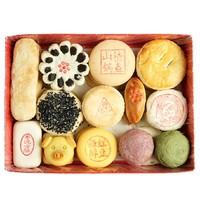 daoxiangcun 北京稻香村 三禾糕点点心礼盒 1400g