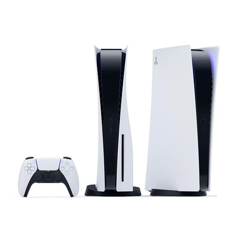 SONY 索尼 美版 PS5 PlayStation 5 游戏主机