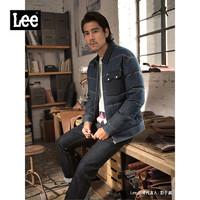 Lee商场同款101+20新款舒适男牛仔裤L147313XA898