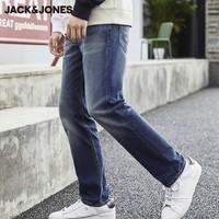 JackJones 杰克琼斯 219332555 男士直筒牛仔裤