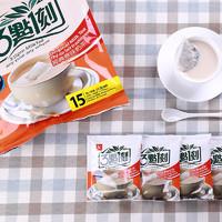 3点1刻台湾可回冲式奶茶 (300g、袋装、15小包)