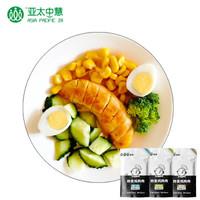 京东PLUS会员:亚太中慧 即食低脂鸡胸肉  原味100g*8袋+孜然100g*8袋