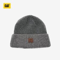 CAT 卡特彼勒 CJ3BN205503C07 情侣款嘻哈毛线冷帽