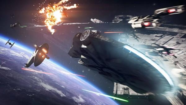 每日游戏特惠:Epic今晚送出《星球大战 前线2》;Steam《小小梦魇》限免