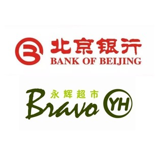 北京银行 X 永辉超市 二维码支付优惠