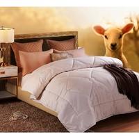 BEYOND 博洋家纺 100%澳洲羊毛加厚冬被 150*210cm