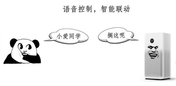 MI 小米 AC-M4-AA 空气净化器 2S 白色