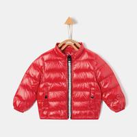 GXG童装儿童轻薄羽绒服新款冬装男童洋气羽绒外套防风上衣
