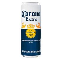 Corona 科罗娜 墨西哥风味特级拉格啤酒 330ml*24听