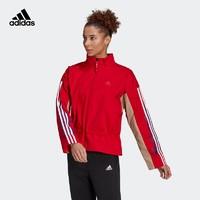 adidas 阿迪达斯 新年款 GS2402 女士运动夹克外套