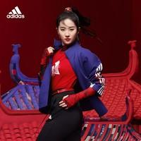 adidas 阿迪达斯 新年款 GS2401 女子夹克外套