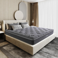SLEEMON 喜临门 竹净care 竹纤维乳胶独袋弹簧床垫 1.8m