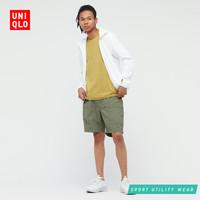 UNIQLO 优衣库 433399 男装吸湿排汗圆领T恤
