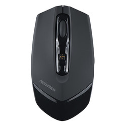 新贵F245无线光电鼠标适用mac苹果笔记本台式电脑男女生游戏鼠标