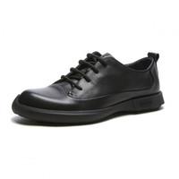 唯品尖货:hotwind 热风 H044M9330601 男士圆头系带休闲皮鞋