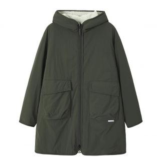 森马 19D420081309 冬季时尚保暖夹克外套