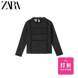 ZARA 新款 童装女童 刺绣 T 恤 01716120800