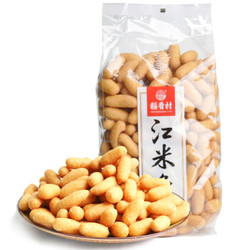 稻香村 特色糕点 休闲点心 零食饼干 江米条500g *4件