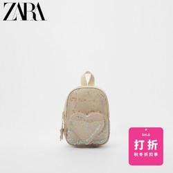 ZARA 童包女童 心形迷你背包 11222630102