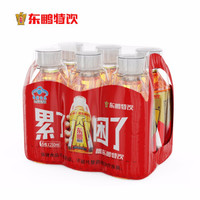 有券的上:dongpeng 东鹏特饮 维生素功能饮料 250ml*6瓶 *5件