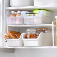 京东PLUS会员:BELO 百露 食物保鲜收纳盒 白色 2个装 *5件