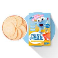 京东PLUS会员:小鹿蓝蓝 宝宝鲜虾片 38g +凑单品
