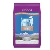 Natural Balance 天衡宝 室内鸡肉鲑鱼成猫粮 15磅