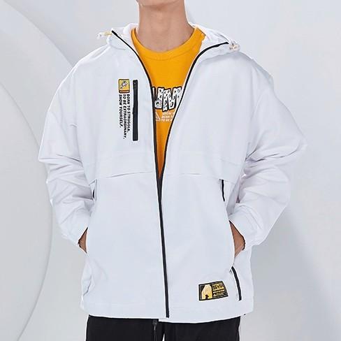 PEAK 匹克 鼠年春节奶酪系列 F201321 时尚潮流休闲夹克