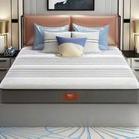 聚划算百亿补贴:SLEEMON 喜临门 赫本深睡款 天然乳胶弹簧床垫 1.8m