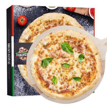 VALPIZZA 圆形玛格丽塔披萨25cm9寸 330g  *10件
