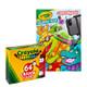 Crayola 绘儿乐 JDS-011 彩色蜡笔套装 64色 *3件 41.4元(需用券,合13.8元/件)