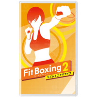 Nintendo 任天堂 Switch NS游戏卡带 有氧拳击2 Fit Boxing 2 健身拳击 中文