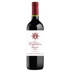 澳洲进口红酒 詹姆士船长美露干红葡萄酒750ml单支装 *2件