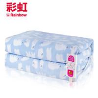 彩虹 JD104-19X 双温双控双人电热毯 1.4*1.7m