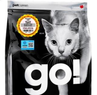 Petcurean Go 健康无限系列 九种肉全阶段猫粮