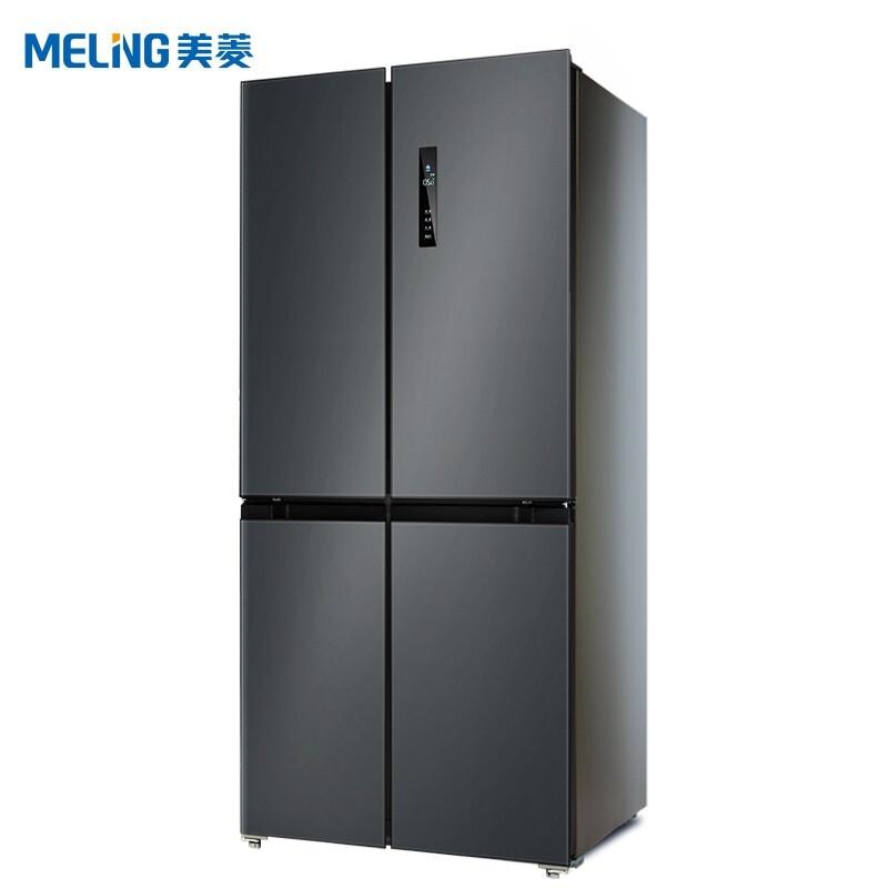 Meiling 美菱 BCD-501WPUCX 十字对开门冰箱 501升