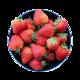 芬果时光 大凉山奶油草莓  3斤 53.8元包邮(需用券)