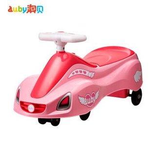 AUBY 澳贝 儿童音乐扭扭车 +凑单品